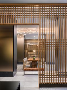 📌 Room Dividers Ideas for Living Rooms and Bedrooms as Inspiration for Your Home or Apartment « ANIPO Japanese Interior Design, Asian Interior, Interior Exterior, Modern Interior, Home Interior Design, Interior Architecture, Chinese Interior, Japan Architecture, Living Room Partition Design