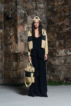 Rosie Assoulin Resort 2015 Fashion Show: Complete Collection - Style.com