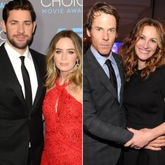 Pin for Later: Stars Who Have Kids With the Same Name Hazel Both John Krasinski and Emily Blunt and Julia Roberts and Danny Moder have daughters named Hazel.