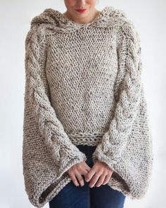 Hey, I found this really awesome Etsy listing at https://www.etsy.com/listing/164885000/tweed-beige-angel-sweater-capalet-with