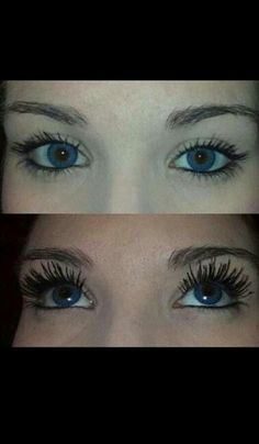 3 coats of Mac Lash Extender vs. 1 Coat of 3D Lashes!! Check out my products at: www.youniqueproducts.com/AmberPark