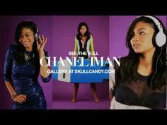 Meet Chanel Iman of the Skullcandy Supermodel Crew