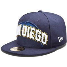 new product e0d91 a85cf NFL San Diego Chargers Draft 5950 Cap New Era.  19.26 Nfl Caps, Nfl Tickets