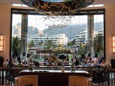 Capetown, The One and Only Vista Bar and Lounge