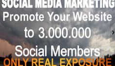 I will Promote your website social campaigns to 3M social fans followers for visitors traffic in Bangladesh