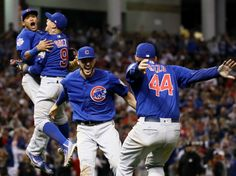Chicago Cubs Take Home First World Series In 108 Years With Historic Win Over Cleveland Indians