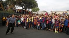 Thank you to the Los Angeles Fans #FCBarcelona #Football #TourFCB #FansFCB #FCB