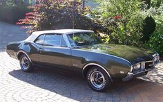 1970 oldsmobile 442 convertible - Google Search