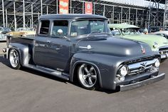 1956 Ford F100 custom extended cab