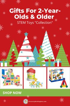 At Discovery Building Sets, we offer holiday gift sets that include STEM toys for toddlers and more. Our collection of STEM building toys and learning toys for toddlers inspire dramatic play, color activities, fine motor coordination, and gross motor development. The uniquely designed magnetic building toys and wooden unit blocks introduce block play and the joy of building. Surprise your child with a Holiday Gift Set that will ignite their imagination this season of wonder and beyond. Blocks For Toddlers, Learning Toys For Toddlers, Gross Motor, Fine Motor, Motor Coordination, Magnetic Toys, Block Play, Interactive Toys, 2 Year Olds