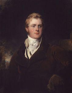 Frederick John Robinson, 1st Earl of Ripon, Sir Thomas Lawrence