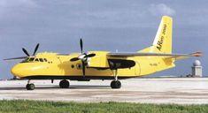 Air 2000 Antonov An-24B Free Airplane Paper Model Download…