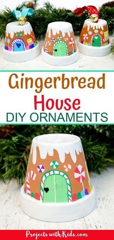 Christmas Crafts For Adults, Christmas Ornament Crafts, Christmas Projects, Christmas Fun, Holiday Crafts, Spring Crafts, Diy Ornaments For Kids, Kids Christmas Activities, Christmas Decorations Diy For Kids