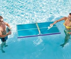 Floating Waterproof Table Tennis