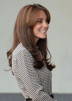 New Photos of Kate Middleton's Gorgeous Bangs Are In! Come See!