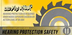 Safety Tips: Hearing Protection Hearing Protection, Safety Tips, Health And Safety, Welding, Fossil, Construction, The Unit, Blog, Building