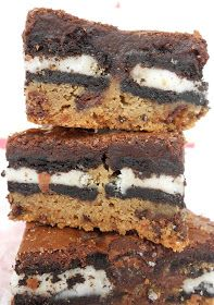 Sugarly Ever After: Slutty Brownies