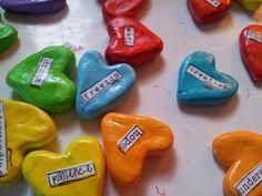 Clay Hearts | KindSpring.org