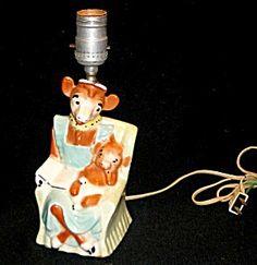 Elsie The Cow Lamp