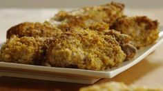 Oven-Fried Chicken III Video