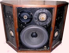 Vintage Speaker Reviews: Acoustic Research LST and LST-2 (AR-LST and AR-LST-2)