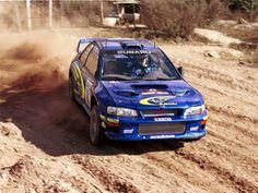 Argentina Rally 2000 - Juha Kankkunen - Juha Repo - Subaru Impreza WRC