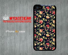 Vintage Floral iPhone 5c case Vintage Embroidery by MyCasesKing