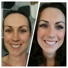 Put my Arbonne makeup to the test.  Amazing results.  Liquid perfecting foundation is amazing ! SELF ADJUSTING TO YOUR SKIN AND PIGMENT with FLAWLESS FINISH.  100% certified vegan makeup.  Pure. Safe. Beneficial.