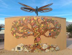 Tree of Life, Tucson Murals Project, Arizona