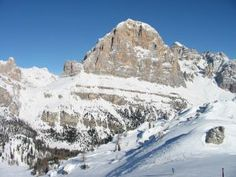 Skiing in Alagna, Italy!