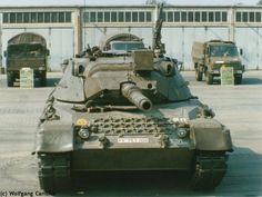 Kampfpanzer Leopard 1 A1 (Bw)