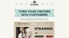 Web Design Inspiration:Bitfoundry