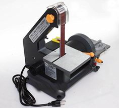 1 In X 5 In Combination Belt And Disc Sander Jewelry