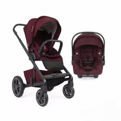 MIXX2 + PIPA Travel System Bundle