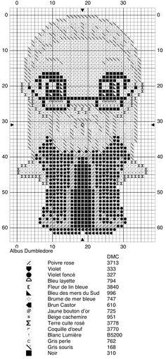 Albus Dumbledore - Harry Potter pattern