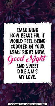Sweet Good Night Message For Him | Good Night Love Messages For Him | Good Night Messages For Him