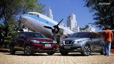 Nissan Kicks vs. Honda HR-V: revelamos o melhor SUV compacto