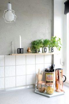 dream home kitchen Kitchen Dinning, Kitchen Decor, Keep Calm And Diy, By Lassen, Kitchen Organisation, Kitchen Stories, Scandinavian Kitchen, Best Kitchen Designs, Dream Decor