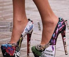 heels   via Facebook