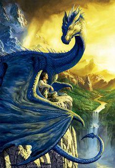 Puzzle Eragon & Saphira Educa-17311 500 pièces Puzzles - Bandes Dessinées - Planet'Puzzles