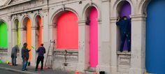 We are in love with this! Check out High Tide, the first incarnation of the Fremantle Biennale, a unique event, hosting the best in site-responsive art. On till Nov 12. http://qoo.ly/j4aej