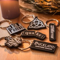 Keyrings – Prescott Manor