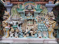 Lord Shiva Temple - Thiruvathigai Temple, Veerattanam near Panruti, Tamilnadu. One among the Paadal Petra Sthalam.