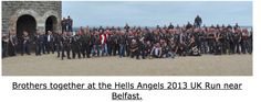 HAMC Hells Angels, Belfast, Club