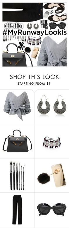 """""""My Office Look ♥"""" by av-anul ❤ liked on Polyvore featuring Miss Selfridge, Khaite, CÉLINE and Kate Spade"""
