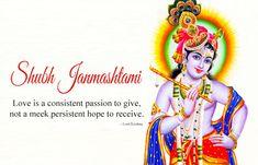 Happy Krishna Janmashtami Quotes in Hindi, English for Whatsapp Status Janmashtami Quotes In Hindi, Janmashtami Status, Krishna Janmashtami, Lord Krishna Images, Custom Website, Hindi Quotes, Princess Zelda, Fictional Characters, India