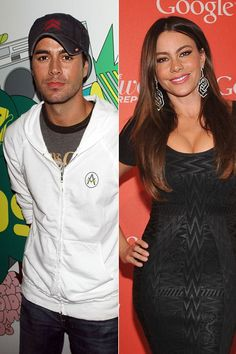 Who knew singer Enrique Iglesias once dated sexy Modern Family star Sofia Vergara?! According to People, long before getting engaged to businessman Nick Loeb, Vergara was attached to Iglesias in the '90s.