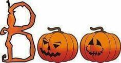 Halloween - BOO