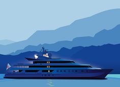Yacht by suzy_yes (Maria Zaikina), via Flickr.