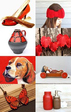 And The Reds Have It by Carol Schmauder on Etsy--Pinned with TreasuryPin.com